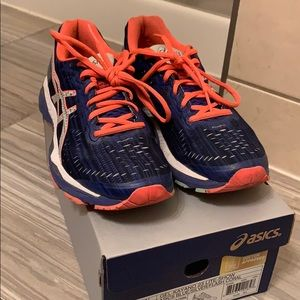 ASICS gel kayano 23 liteshow sz 8.5 |make an offer